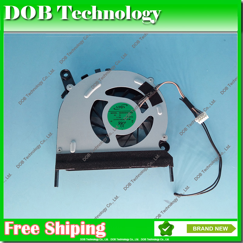 Orijinal Laptop CPU fan için Acer Aspire 7230 7530 7630 7730 7530g eMachines G420 G620 G520 G720 fan AB8605HX-HB3 CWZY5